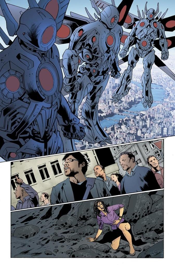Hawkman 2. Cataclismo