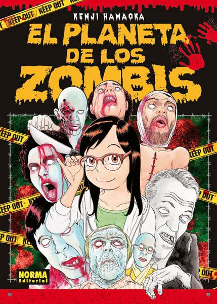 planeta de los zombis