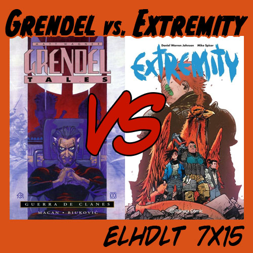 Grendel: Guerra de clanes vs. Extremity