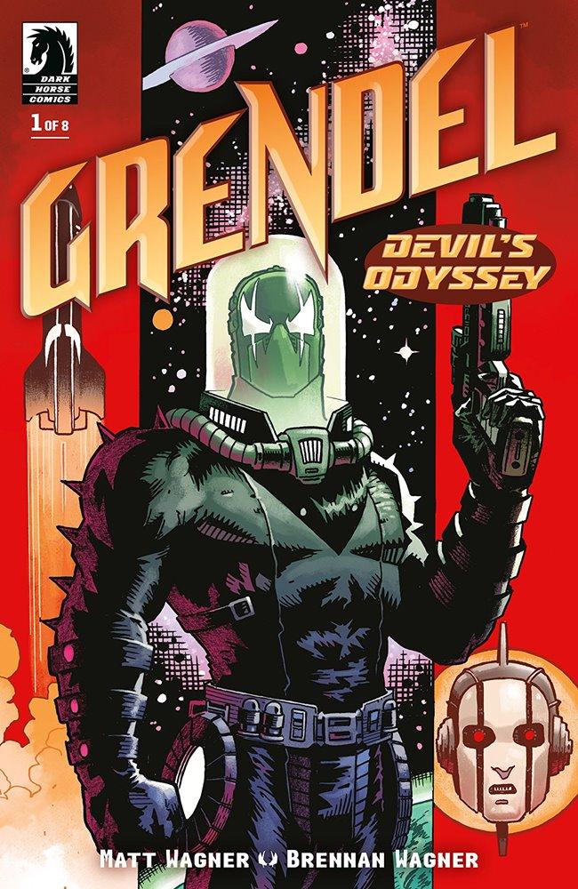 Grendel: Devil's Odissey