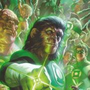 Green Lantern & El Planeta de los Simios, de Thompson, Jordan y Bagenda