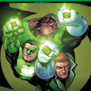 Green Lantern Corps: Recarga de Johns, Gibbons y Gleason