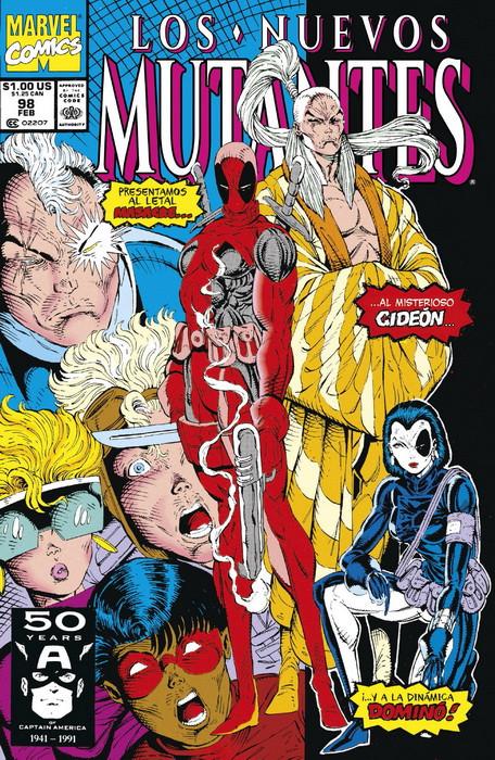 The New Mutants 98