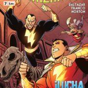 Billy Batson y la magia de Shazam! 7-9
