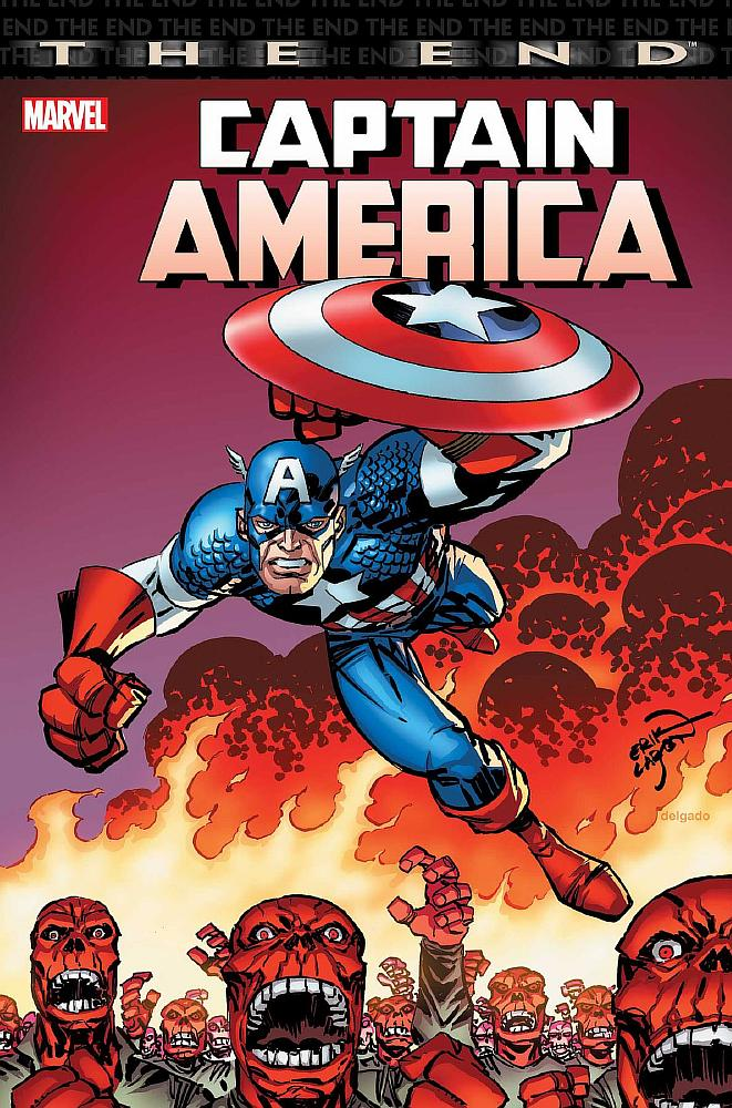 Captain America: The End