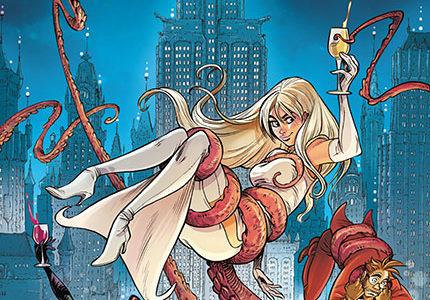 Ekhö: La Sirena de Manhattan.