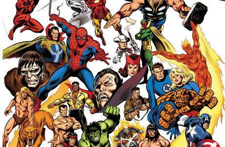 50 años de Marvel en España