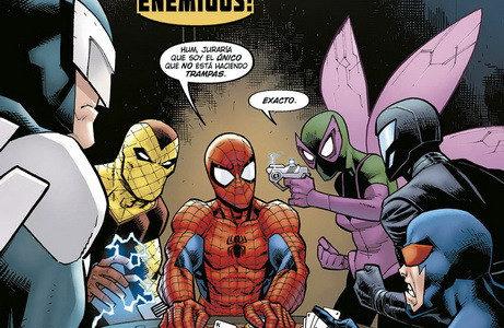 El Asombroso Spiderman 11: ¿Quién manda en el mundo?