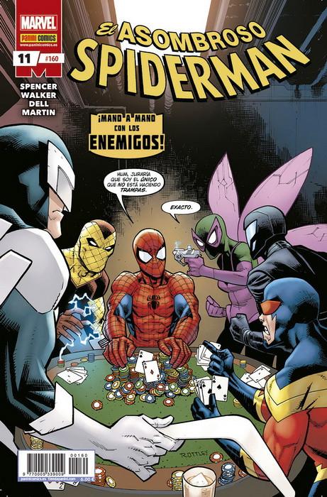 spiderman 11 quien manda en el mundo