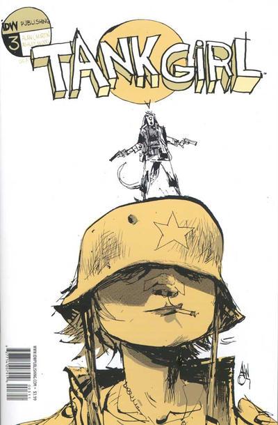 tank girl cover 3