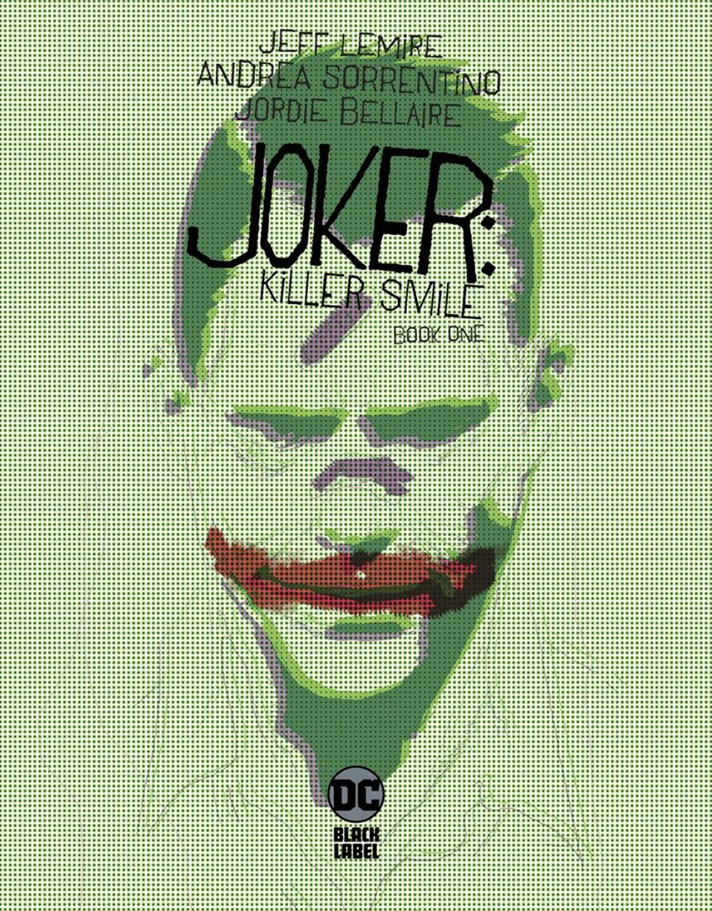 The Joker: Killer smile