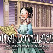 Ada Lovelace, la encantadora de números.