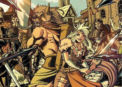 Mil lobos, de David Braña y Óscar Bermejo