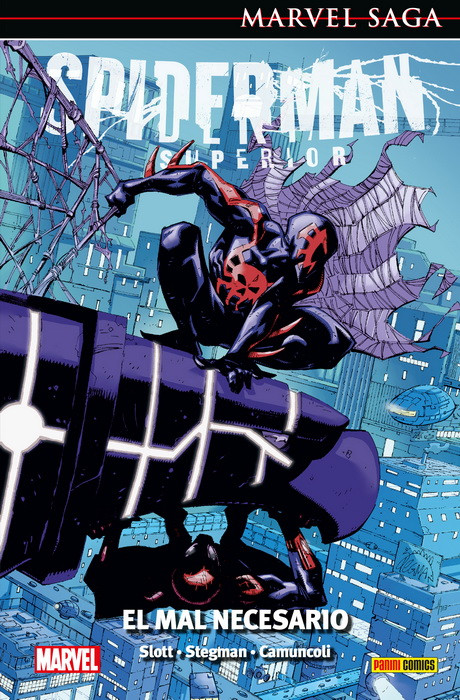 Marvel Saga Spiderman Superior 42. El mal necesario