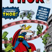 Marvel Omnigold. El Poderoso Thor 1: La saga comienza aquí