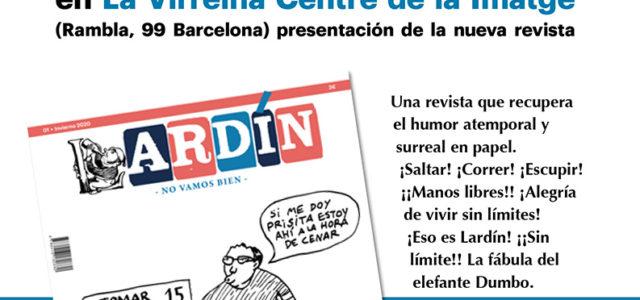 Nace la Revista Lardín