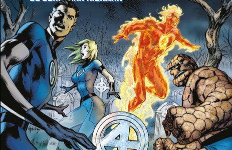 Marvel Saga Los 4 Fantásticos 3: Tres