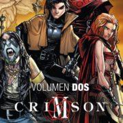Crimson, de Bryan Augustyn y Humberto Ramos (2 de 2)