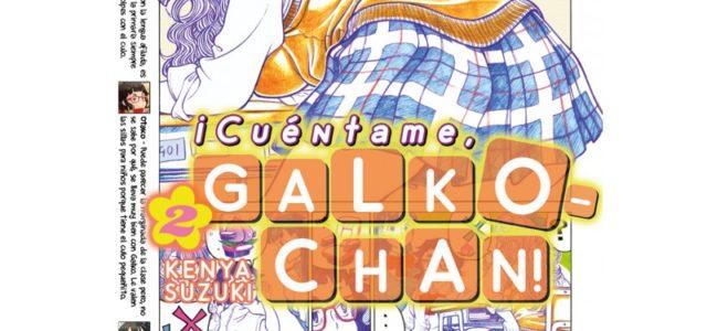 ¡Cuéntame, Galko-chan! 2.