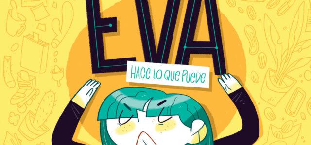 Eva hace lo que puede