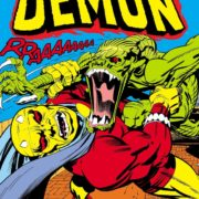 Desde la pila: The Demon, de Jack Kirby
