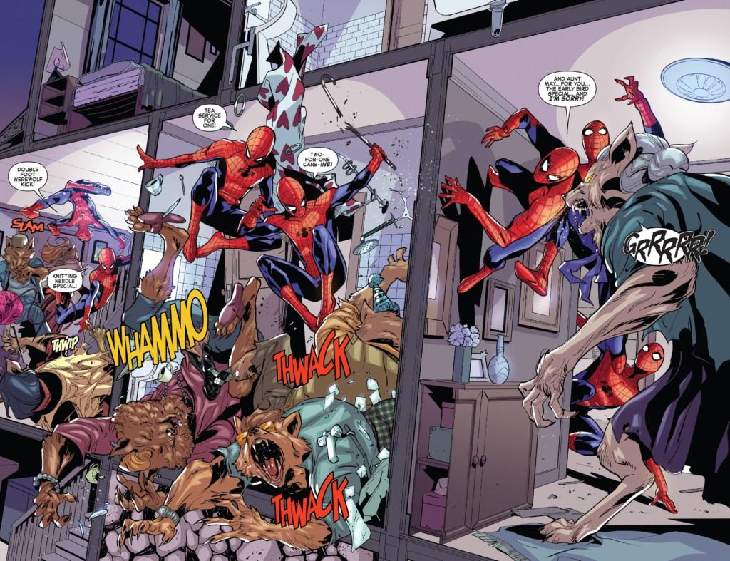 El Asombroso Spiderman Círculo Cerrado pg2