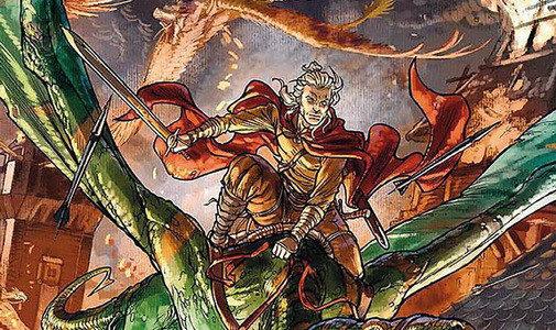 Dragonero: El fin de Yastrad.