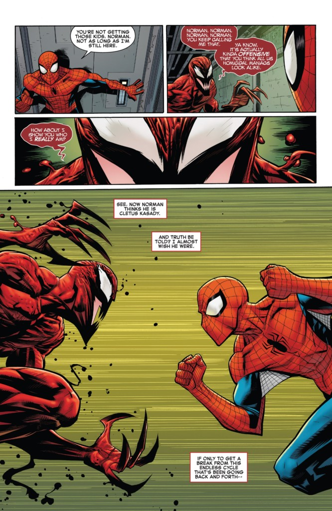 spiderman matanza absoluta pg 1