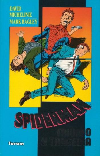 Spiderman: Triunfo y Tragedia