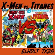 Patrulla-X vs. Nuevos Titanes