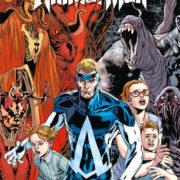 Animal man. El Reino Rojo.
