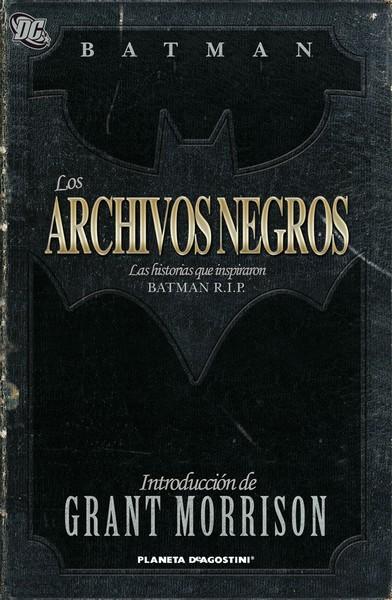 archivos negros