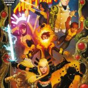 Nuevos Mutantes 1-2, de Jonathan Hickman, Ed Brisson y Rod Reis