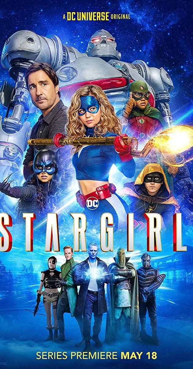 stargirl DCU