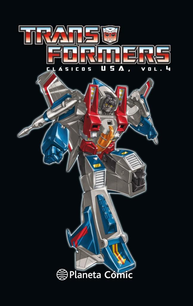 Transformers Marvel USA 4