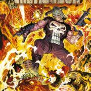 La banda asesina del Castigador: Una historia de guerra