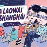 Una laowai en Shanghái, de Elisa Riera