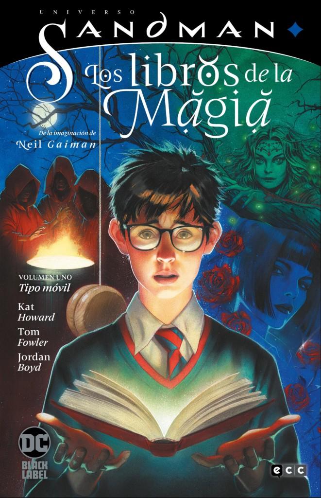 Los libros de la Magia. Universo Sandman