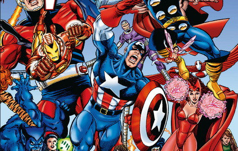 Heroes Return: Los Vengadores 1. Una vez vengador…