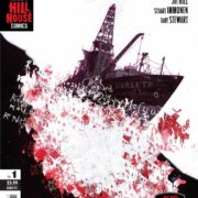 Plunge 1, de Joe Hill y Stuart Immonen