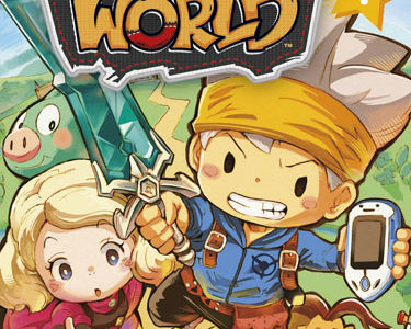 The Snack World TV Animation 1
