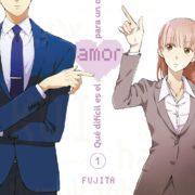 Qué difícil es el amor para un otaku 1.