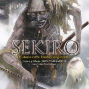 Sekiro. Historia extra: Hanbei, el inmortal, de Shin Yamamoto