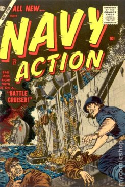 navy action