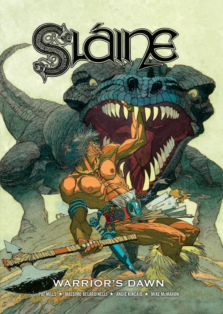 Slaine warriors dawn