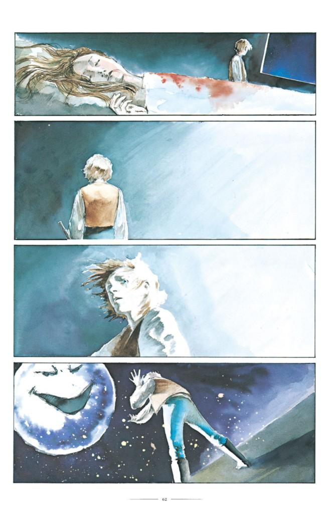 Moonshadow, de J.M. DeMatteis y Jon J. Muth