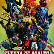 Fuerza de Asalto: Confía en mí, de Tini Howard y Germán Peralta.