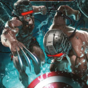 Lobezno / Capitán América: Arma Plus