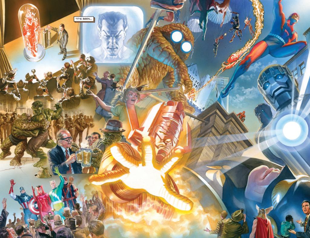Marvels: Epílogo