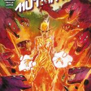 Nuevos Mutantes 3-5, de Jonathan Hickman, Ed Brisson y Rod Reis